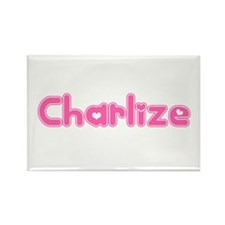 """""""Charlize"""" Rectangle Magnet"""
