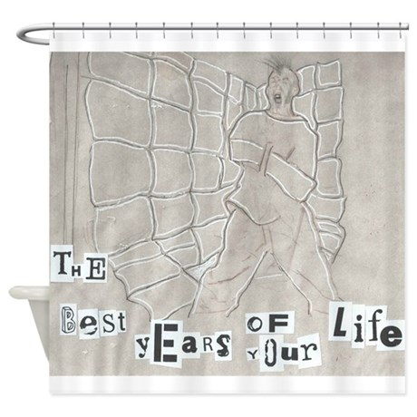 Best Years Shower Curtain
