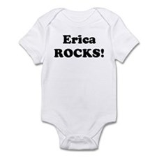 Erica Rocks! Infant Bodysuit