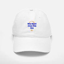 What Would Jesus' Dog Doo Christian Baseball Baseball Cap