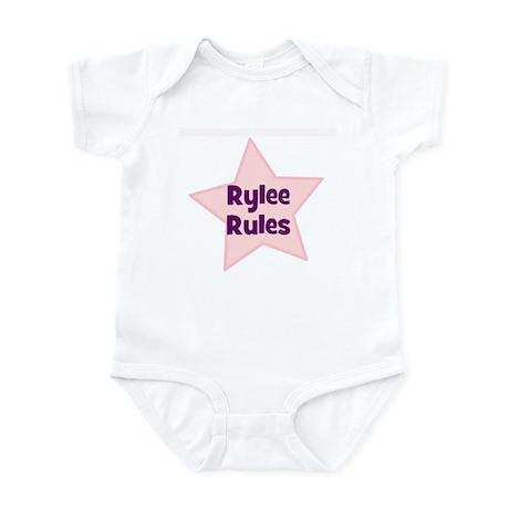 Rylee Rules Infant Bodysuit
