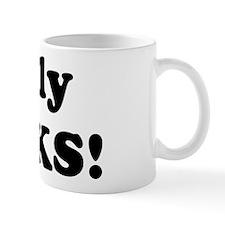 Emily Rocks! Mug