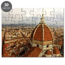 Brunelleschi's dome in Florence Puzzle