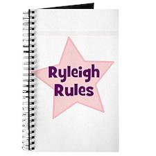 Ryleigh Rules Journal