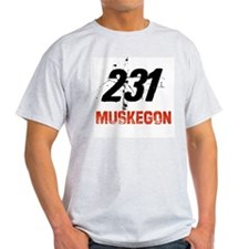 231 Ash Grey T-Shirt