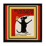 Licori ceVintage Dog Tile Coaster