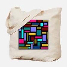 Colorful Voice Art Tote Bag