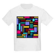 Colorful Voice Art Kids T-Shirt