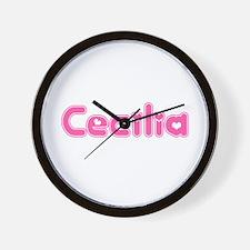 """""""Cecilia"""" Wall Clock"""