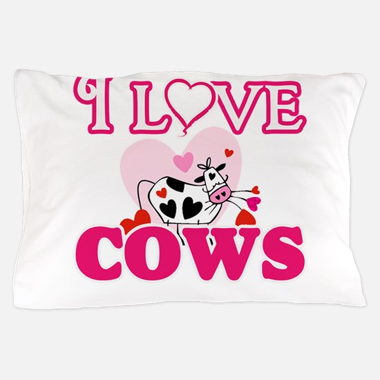 Madcow Pillowcase Designs: Mad Cow Bedding   CafePress,