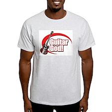 Guitar God! Ash Grey T-Shirt
