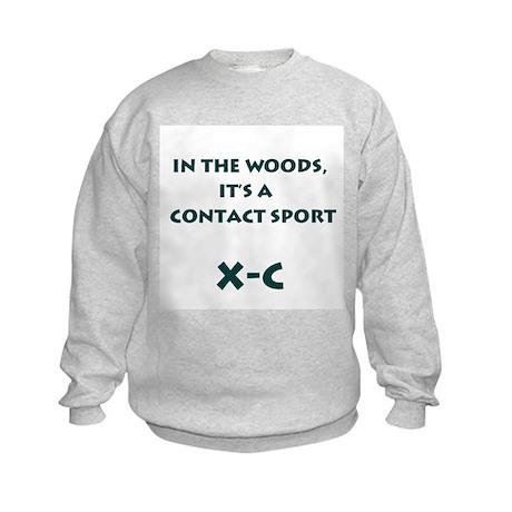 In the Woods Kids Sweatshirt