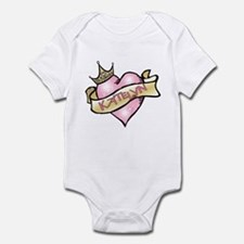 Sweetheart Katelyn Custom Princess Infant Bodysuit