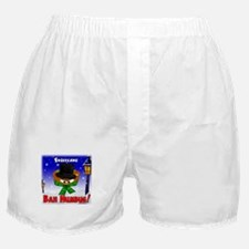 """FruitCake Bah Humbug!"" 2 Boxer Shorts"