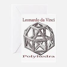 Polyhedra Greeting Cards (Pk of 10)