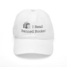 Banned Books! Baseball Baseball Cap
