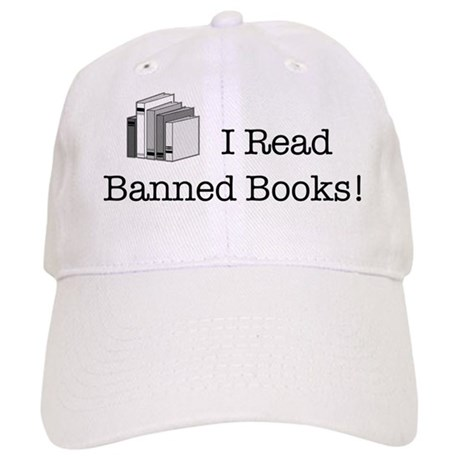 Banned Books! Cap