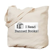 Banned Books! Tote Bag