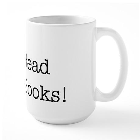Banned Books! Large Mug