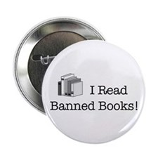 Banned Books! Button
