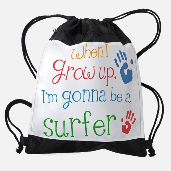 surfer_future.png Drawstring Bag
