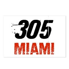 305 Postcards (Package of 8)