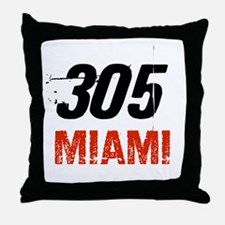 305 Throw Pillow