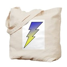 The Lightning Bolt 3 Shop Tote Bag