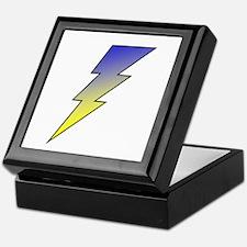 The Lightning Bolt 3 Shop Keepsake Box