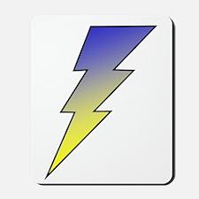 The Lightning Bolt 3 Shop Mousepad
