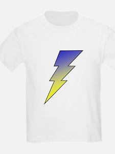 The Lightning Bolt 3 Shop Kids T-Shirt