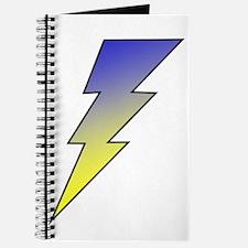 The Lightning Bolt 3 Shop Journal