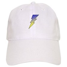 The Lightning Bolt 3 Shop Baseball Cap