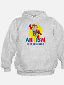 Autism Is My Superpower Hoodie