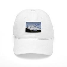 Mt Shasta Baseball Cap
