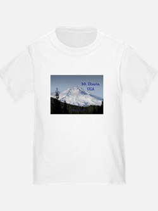 Mt Shasta T