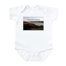 Columbia River Infant Bodysuit