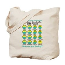 Many Moods Tote Bag