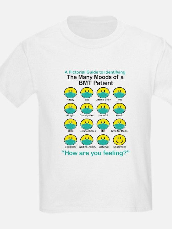 Many Moods T-Shirt