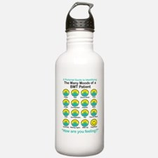Many Moods Water Bottle