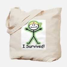 Radiation Survivor Tote Bag