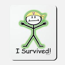 Radiation Survivor Mousepad