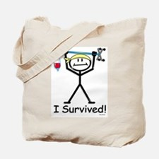 Chemo Survivor Tote Bag