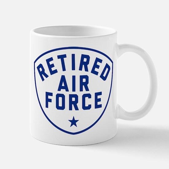 Retired Air Force Mug