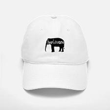 Elephant - Herbivore Baseball Baseball Baseball Cap
