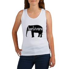 Elephant - Herbivore Tank Top