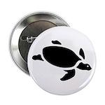 Sea Turtle Icon Button