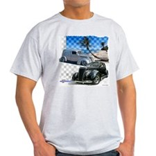 1937 Fords Ash Grey T-Shirt