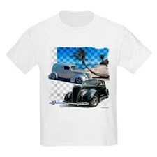 1937 Fords Kids T-Shirt