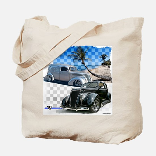1937 Fords Tote Bag